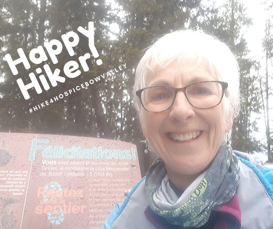 Happy Hiker - Elaine - FB